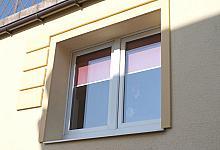 Zdjęcia domów z wykorzystaniem sztukaterii elewacyjnej Decor System.